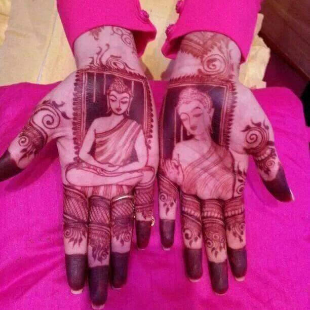 Famous Best bridal Mehandi artist Greater Kailash